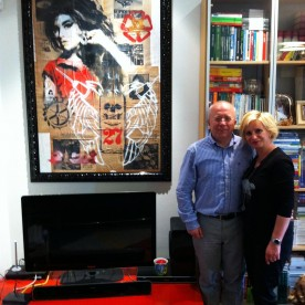 AMY 27 – Belongs now to Maurizio and Nella Rossi in Parma, Italy