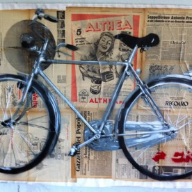 DJ ARNONE'S BIKE – Owned now by Raoul Marchetti in Rome