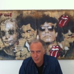 ROLLING STENCILS - Owned By Stefano Disegni at Il Misfatto office in Rome